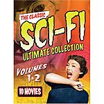 Classic scifi ultimate collection1-2