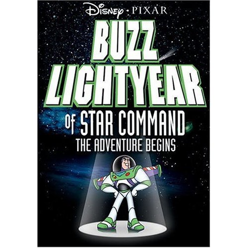 Buzz lightyear of star command the adv begins