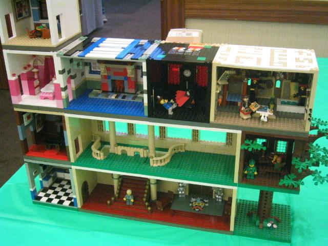 Mansion build