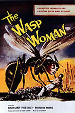 The_Wasp_Woman poster