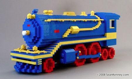 Sean kenney train