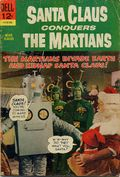 Santa claus conquers the martians dell comic