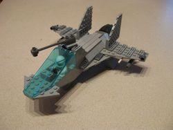 Dart space fighter final