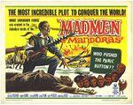 Madman of mandoras poster