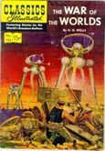 War of the worlds comic