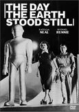 The day the earth stood still B&W dvd