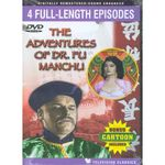 The adv of fu manchu a