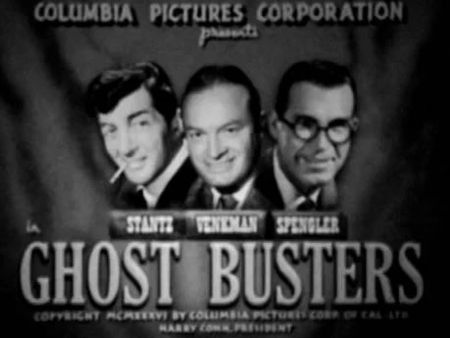 Ghost busters 1954
