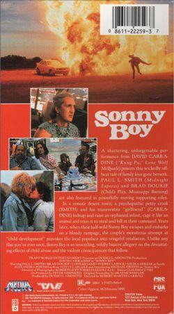 Sonny boy vhs b