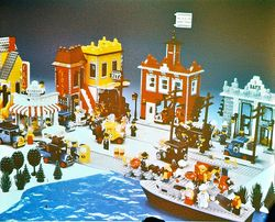 Lego 30's ganster prohibition theme