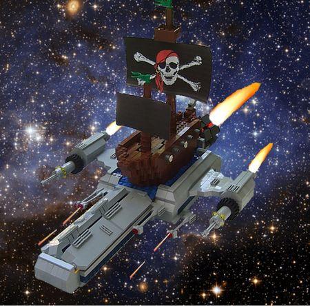 Space pirates dylan b