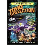 Icons of scifi toho collection