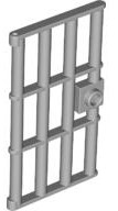 60621 Door 1x4x6 Barred with Stud Handle