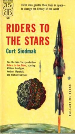 Riders to the stars book