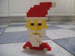 Santa jiby fluff