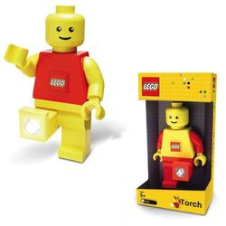 Giant Lego Man Stands 7.5 Tall