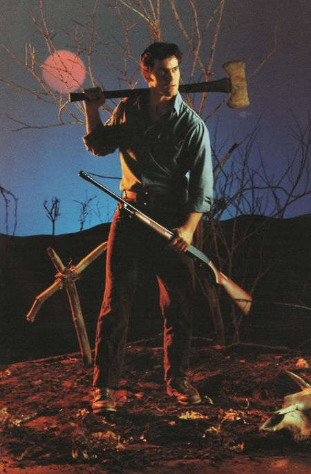 Bruce army of darkness