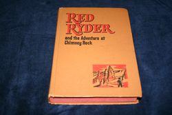 Red ryder adv chimney rock no jacket