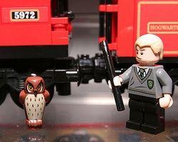 Owl malfoy