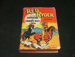Red ryder adv chimney rock
