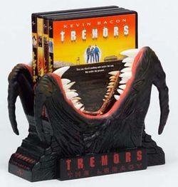 Tremors graboid dvd pack