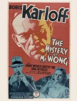 Mr wong mystery of mr wong