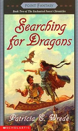 Searching For Dragons - Patricia C Wrede
