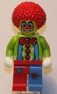 Col004 circus clown