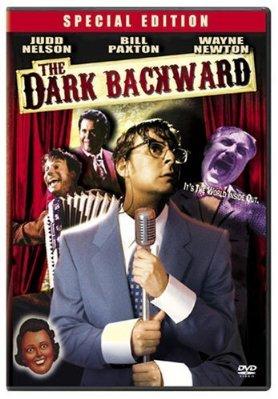 The dark backwards dvd