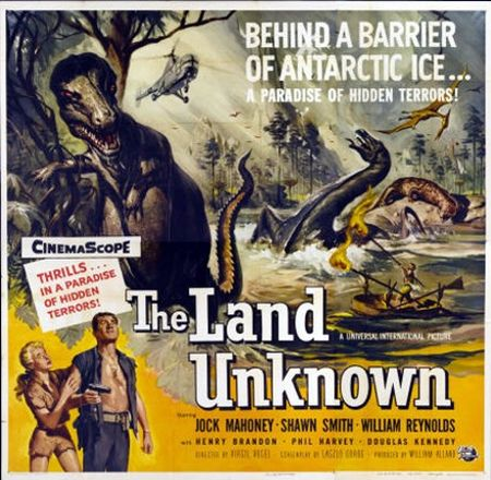 The land unkown