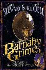Barnaby Grimes curse of the nightwolf