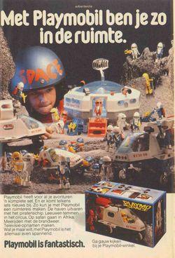 Playmobile space