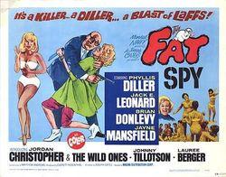 The fat spy lobby