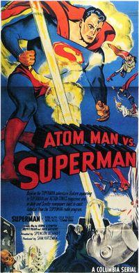 Atom-man vs superman