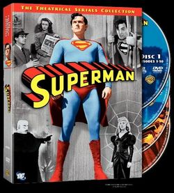 Superman serial collection dvd