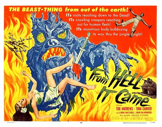 From_hell_it_came poster 2