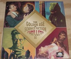 Golden age of science fiction thrillers 2-1