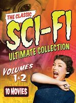 The classic sc-fi ultimate collection vol 1-2