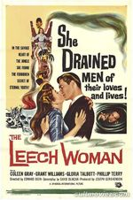 The leech woman poster a