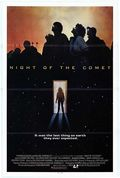 Night of the comet poster