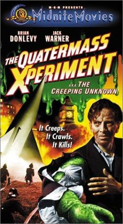Quatermass exper dvd
