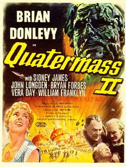 Quatermass 2 postr