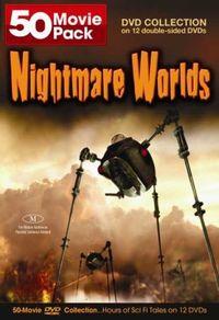 Nightmare worlds 50 movie pack