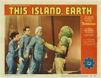 This island earth lobby
