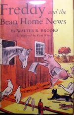 Freddy bean  home news jacket