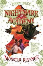 Nightmare academy 2 monster revenge