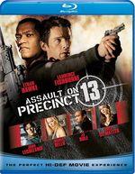 Assault on precinct 13 bluray