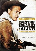 Wanted dead or alive dvd