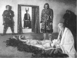 Die nibelungen dead guy