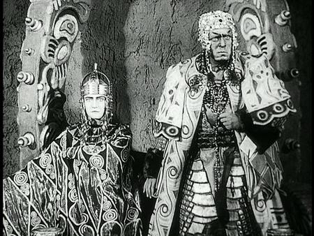 Die nibelungen kriemhild and attilla